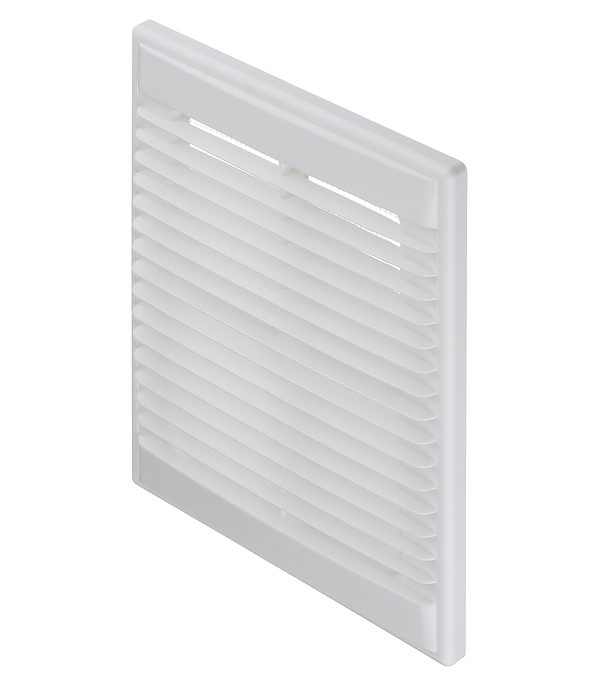 Вентиляционная решетка пластиковая Вентс 182х251х19.5 мм цена 2017