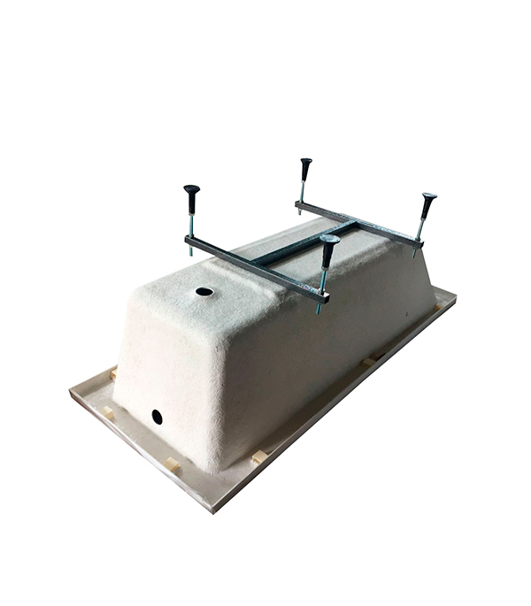 Рама универсальная CERSANIT для ванны акриловой 140-150см Mito Red, Lorena в комплекте со сборочным пакетом рама для ванны акриловой cersanit mito red 170см в комплекте со сборочным пакетом