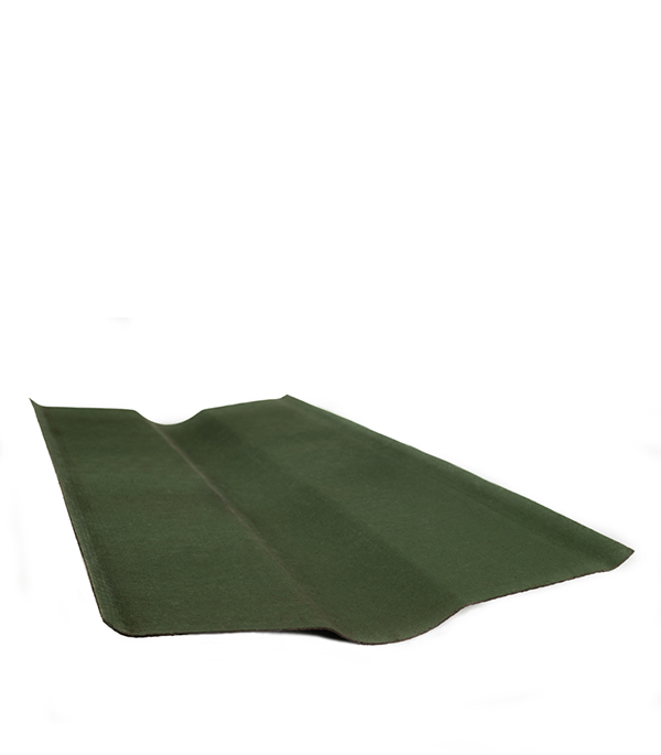 Ендова Ондулин зеленая 1 м