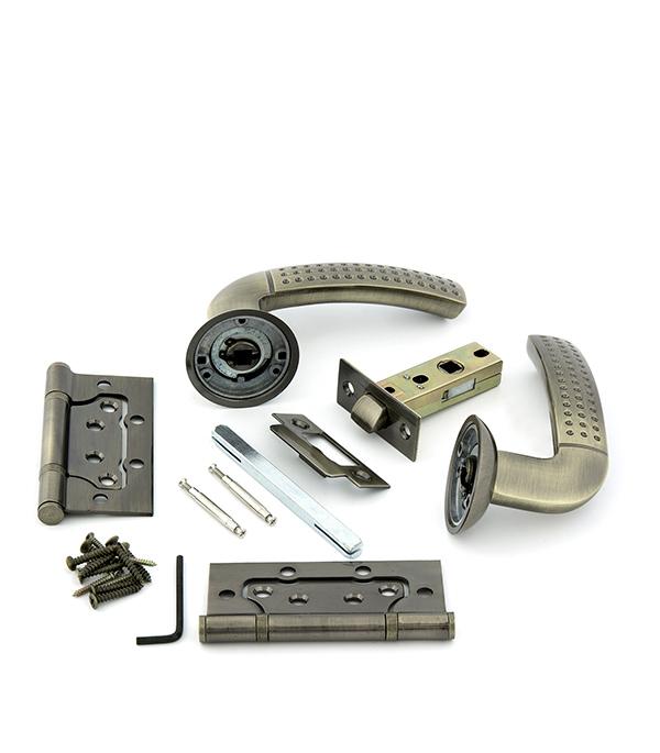 Комплект для двери ФЗ FZ SET 04-C 100 2H AB античная бронза цена