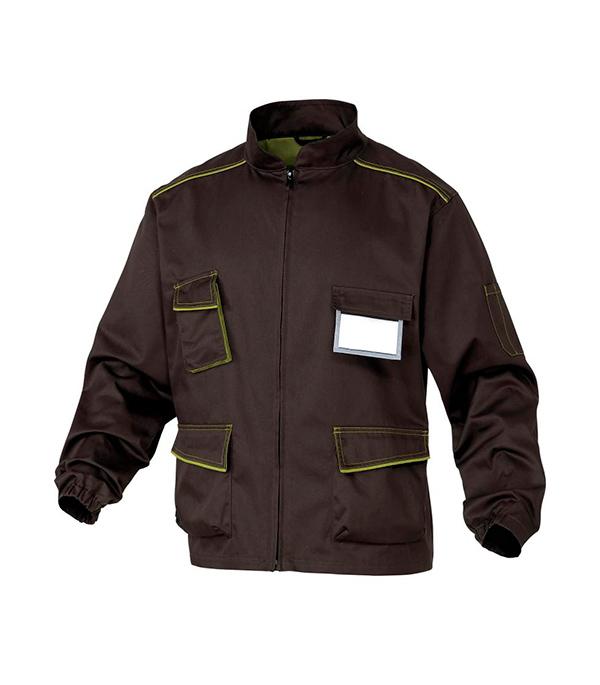 Куртка рабочая Delta Plus Panostyle (M6VESMAGT) 52-54 рост 172-180 см цвет коричневый/зеленый