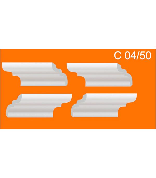 Фото - Уголки универсальные из пенополистирола С 04/50 Solid (упаковка 4 комп.) стикеры для стен new dollarine 4 50