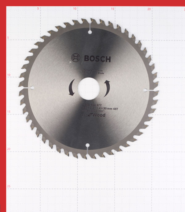 Диск пильный по дереву Bosch Optiline ECO (2608644377) 190х30х2,5 мм 48 зубьев