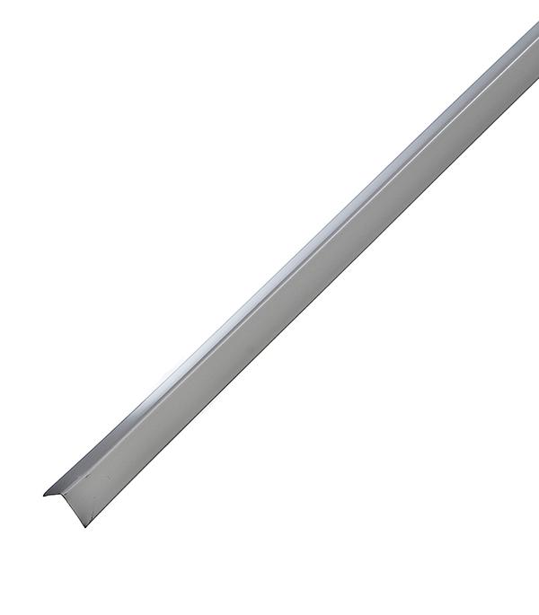 Профиль угловой универсальный PL 19х19х3000 мм белый оцинкованный оцинкованный уголок профиль угловой 20х20мм 3м