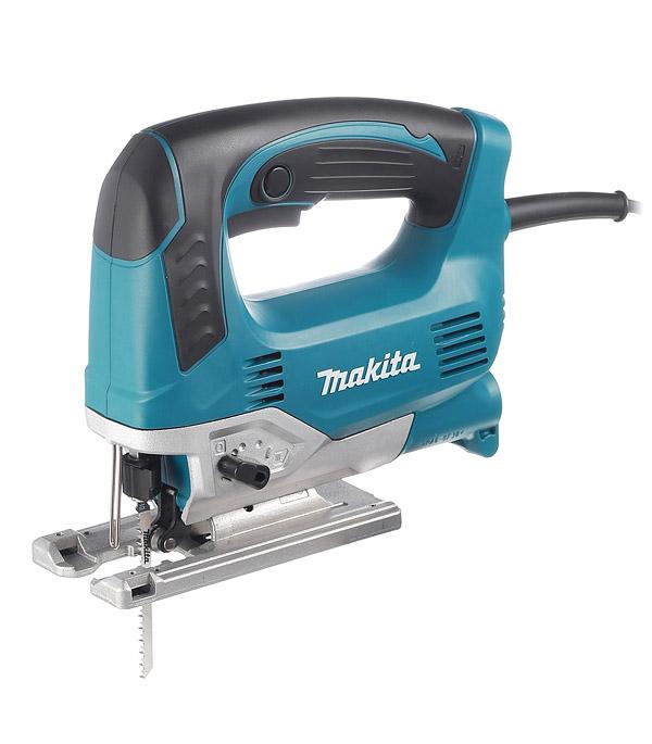 Лобзик электрический Makita JV 0600 K 650 Вт прямошлифовальная машина makita gd 0600