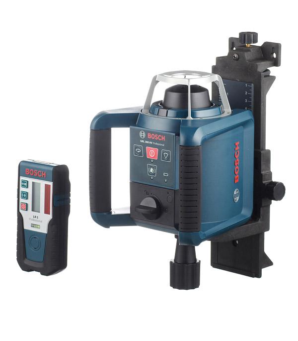 Нивелир лазерный Bosch GRL 300 HV Set ротационный нивелир лазерный ротационный bosch grl 500 h lr 50 0 601 061 a00