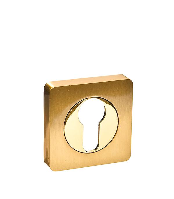 Ключевина накладка LUX ETS A09 - SG золото ключевина 016 pz золото