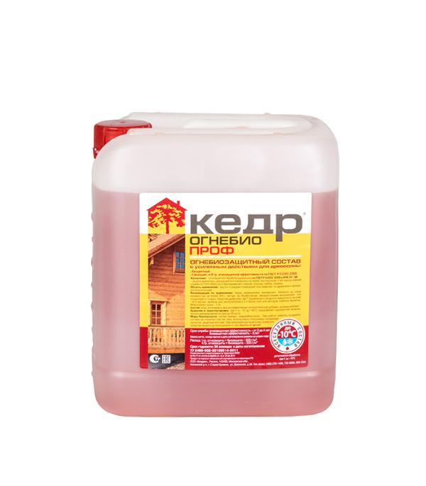 цена на Огнебиозащита Кедр Проф I и II группа 5 кг