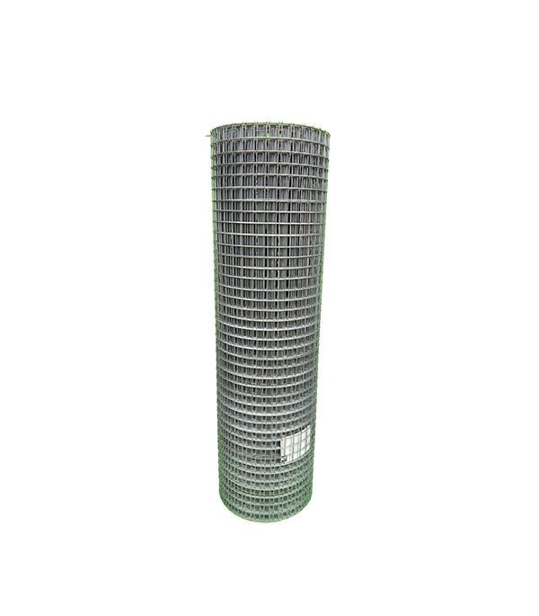 Сетка штукатурная сварная оцинкованная ячейка 25х25 мм d1,4 мм (рулон 1х25 м) сетка стеклотканевая rigor ячейка 2х2 мм рулон 1х20 м профи