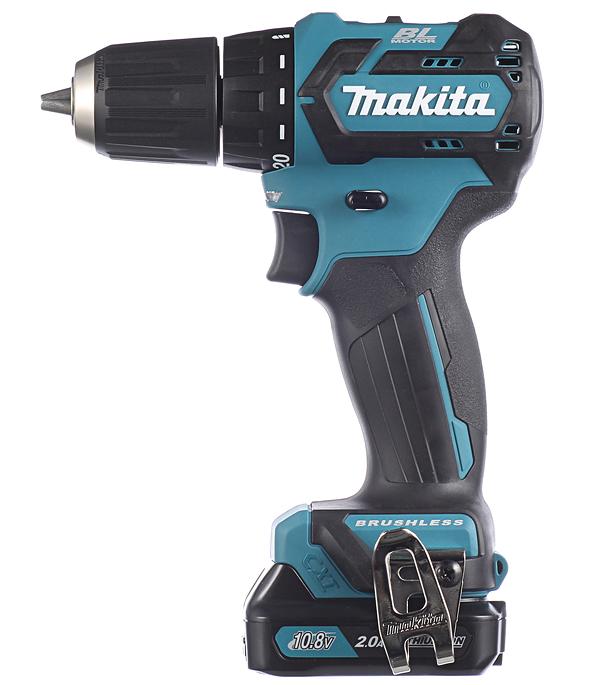 Купить Дрель-шуруповерт аккумуляторная Makita DF332DWAE 10.8 В 2.0 Ач 35 Нм Li-ion
