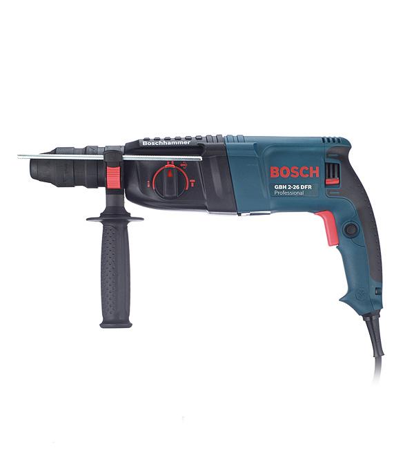 Перфоратор Bosch GBH 2-26 DFR 800 Вт 2.7 Дж SDS-plus патрон sds plus bosch 2 608 572 112