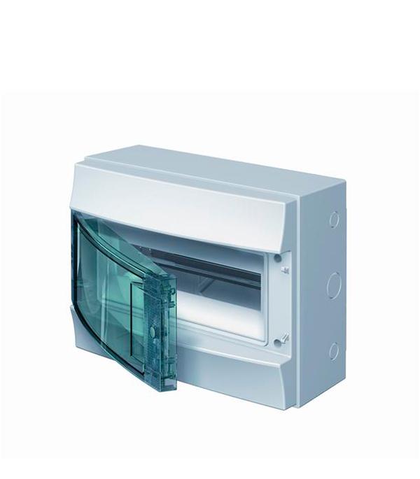 Щиток навесной для 12 модулей АВВ Mistral65 с клеммным блоком блок выключателей glen gelan 16a