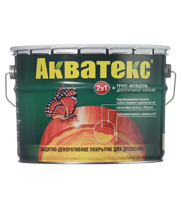 цена на Антисептик Рогнеда Акватекс сосна 10 л