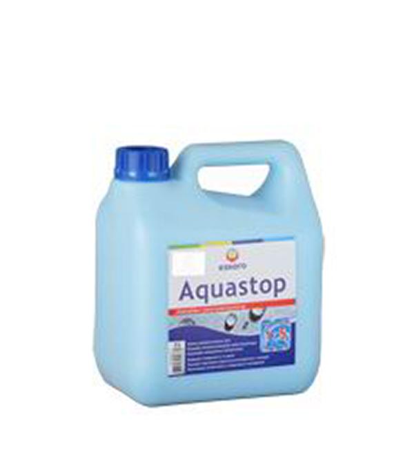 Грунт концентрат Eskaro Aquastop 3 л