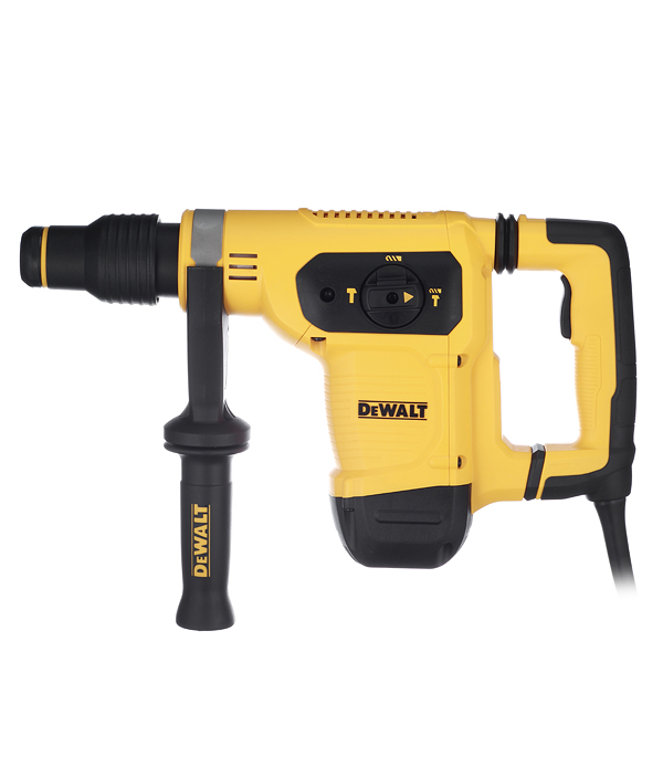 Перфоратор DeWalt D25481K-QS 1050 Вт 6.1 Дж SDS-max перфоратор kress 1050 pxc set
