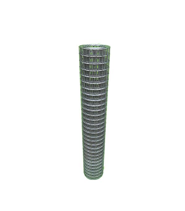Сетка сварная оцинкованная ячейка 50х50 мм d1,6 (рулон 1,5х15 м) стоимость