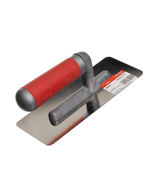 Гладилка плоская 200х80 мм с эргономичной ручкой