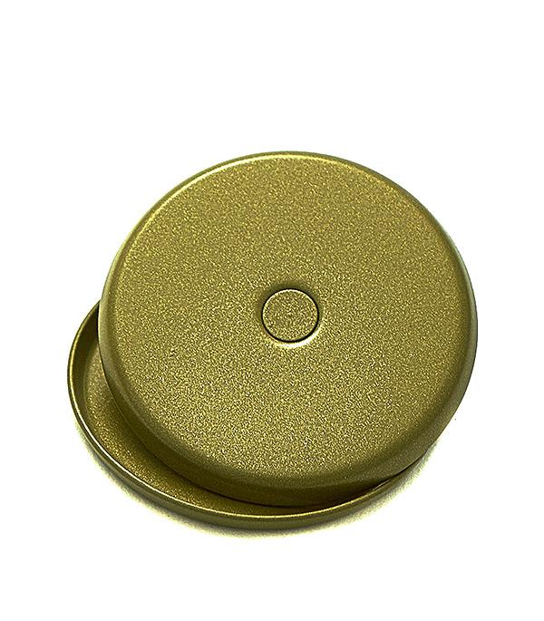 Купить Заглушка 027 G 55 мм фисташка, Фисташковый, Металл