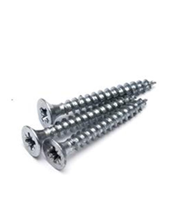 Саморезы универсальные 30х4.0 мм оцинкованные (200 шт)