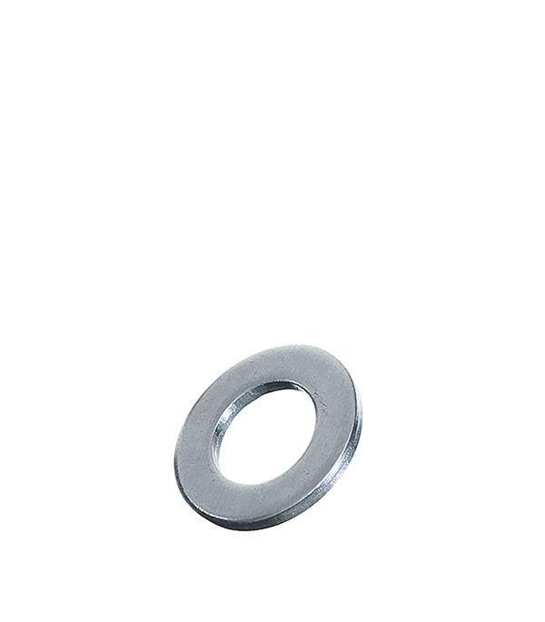 Шайбы оцинкованные 10х20 мм DIN 125А (12 шт) шайбы оцинкованные 10х20 мм din 125а 100 шт