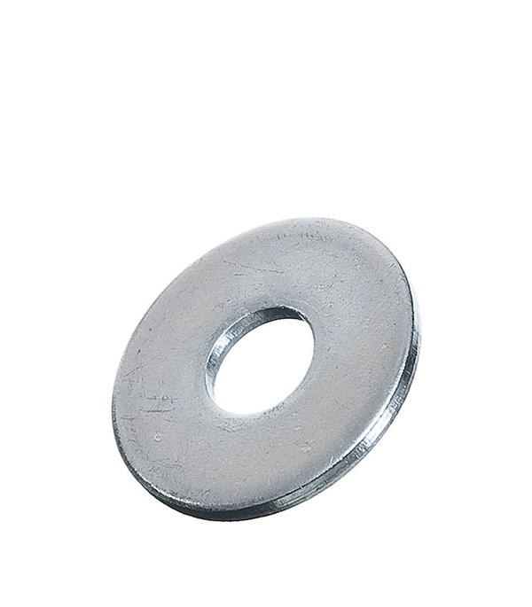 Купить Шайбы кузовные оцинкованные 20х60 мм DIN 9021 (1 шт), Сталь
