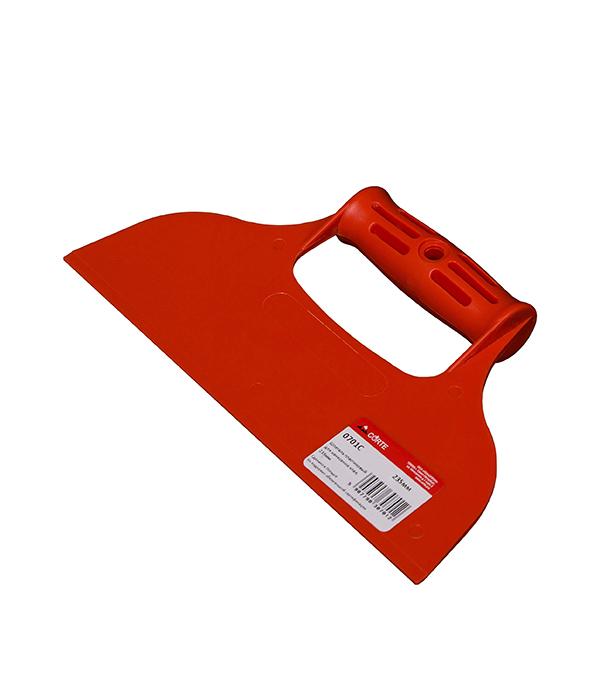 Шпатель 235 мм для клея Corte клинья dls 1 100 шт corte dls0100