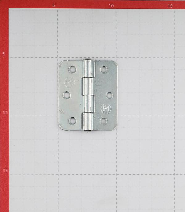 Петля ПН 5 универсальная неразъемная 60х40 мм оцинкованная (2 шт.)