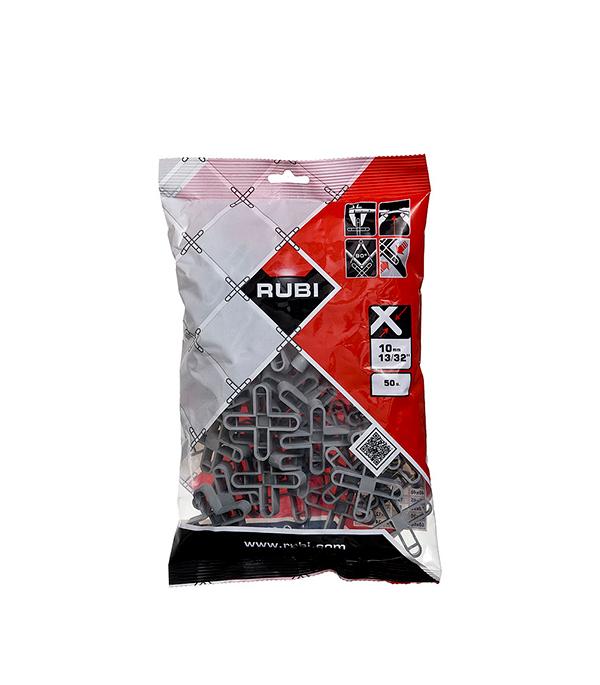 Крестики для плитки Rubi 10 мм (50 шт) плиткорез ручной rubi pocket 50 set 51 см 12 мм в кейсе