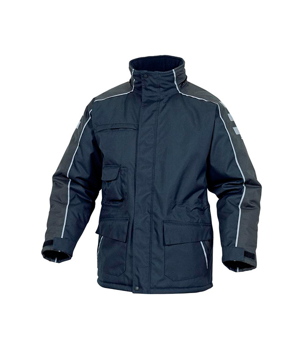 Куртка рабочая утепленная Delta Plus Nordland (NORDLBMGT) 52 рост 172-180 см цвет синий