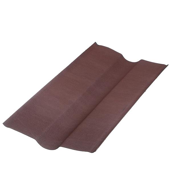Ендова Ондулин коричневая 1 м