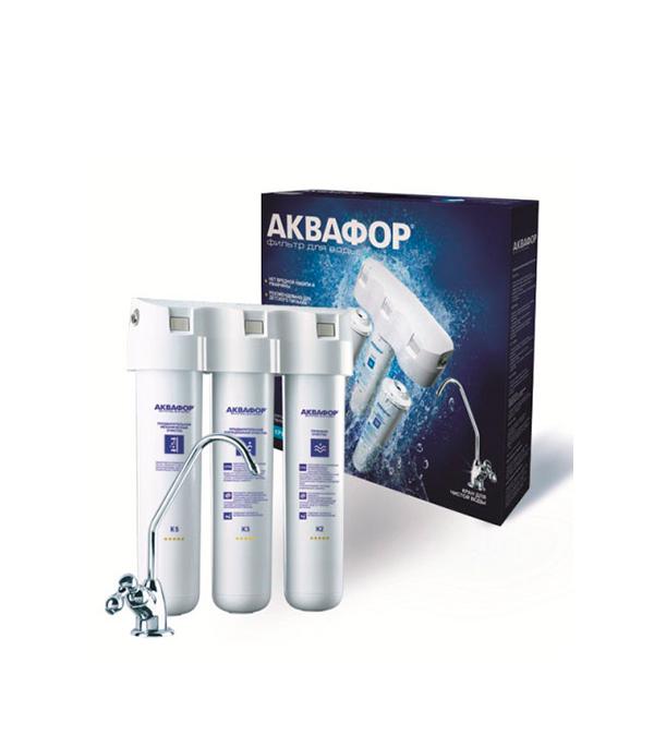 Фильтр Аквафор водоочиститель Кристалл А цена 2017