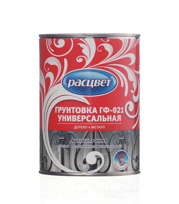 где купить Грунт ГФ-021 красно-коричневый Расцвет Empils 0,9 кг по лучшей цене