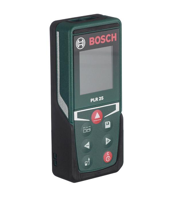 Дальномер лазерный Bosch PLR 25 (603672521) 25 м