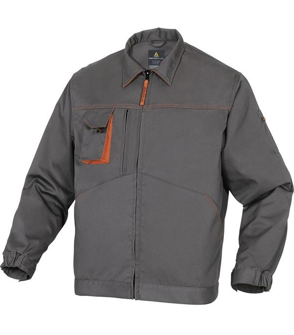 Куртка рабочая Delta Plus Mach 2 52-54 рост 172-180 см цвет серый/оранжевый