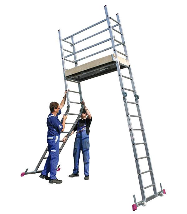 Лестница-помост Krause 5 м многофункциональная