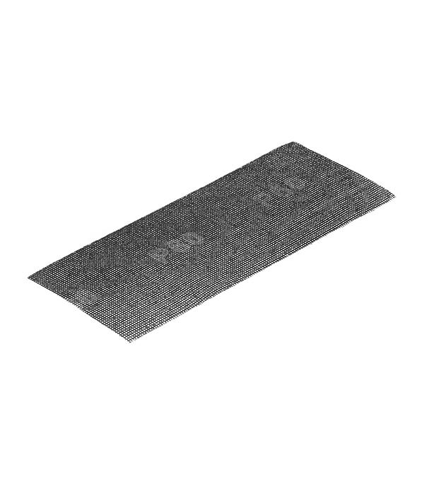 Сетка шлифовальная P60 (10 шт)