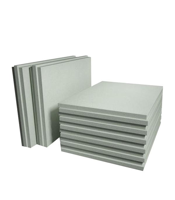 цена на Пазогребневая плита Knauf влагостойкая полнотелая 667х500х100 мм