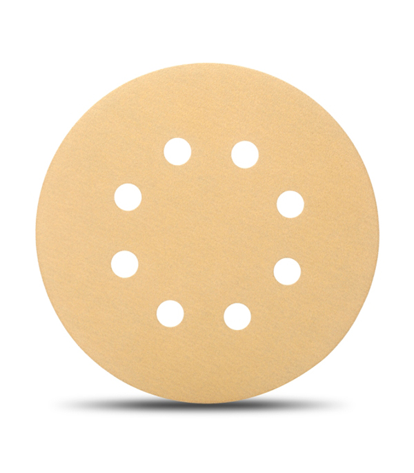 Диск шлифовальный с липучкой Р40 d=125 мм (5 шт) Starcke диск шлифовальный с липучкой р180 d 125 мм перфорированный 5 шт starcke 514