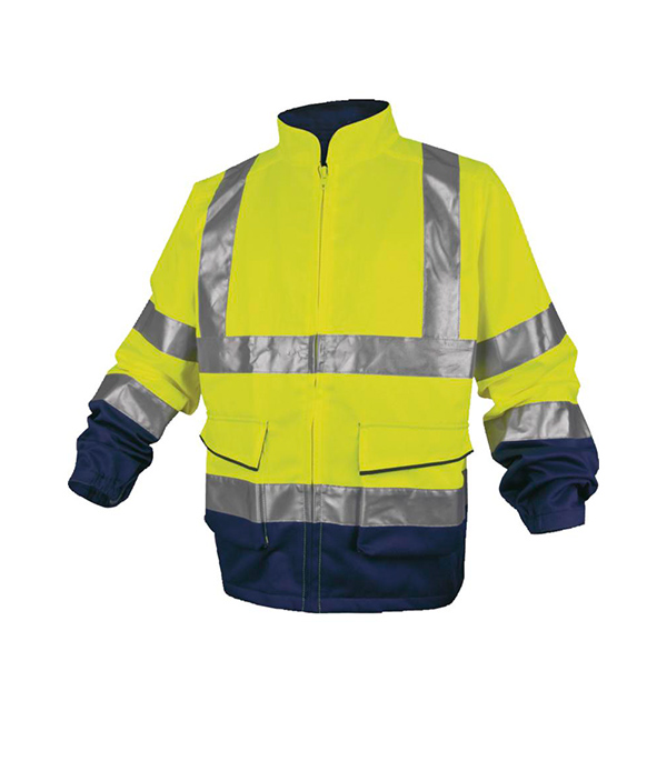 Куртка Delta Plus рабочая сигнальная размер L цена и фото