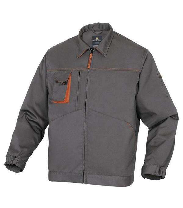 Куртка рабочая Delta Plus Mach 2 (M2VE2GRPT) 44-46 рост 156-164 см цвет серый/оранжевый