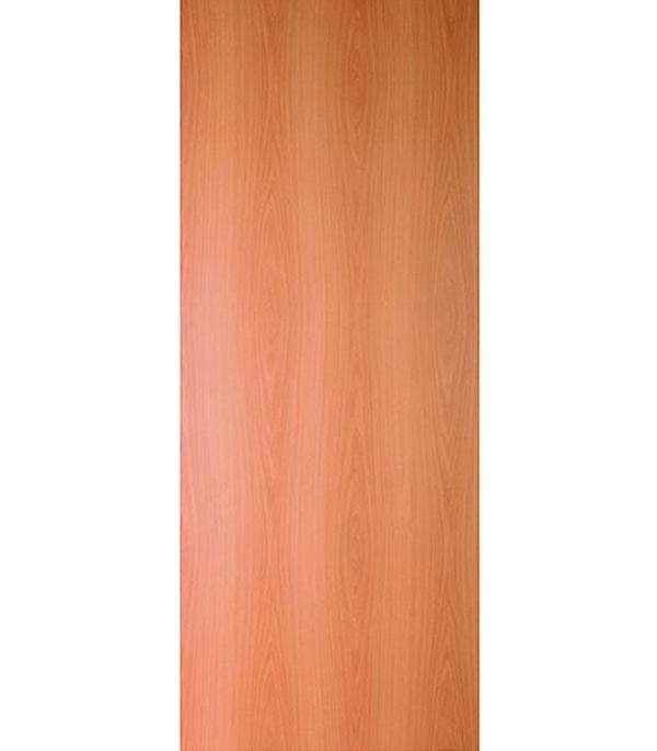 Дверное полотно Verda ДПГ без фрезеровки миланский орех глухое ламинированная финишпленка 600x2000 мм