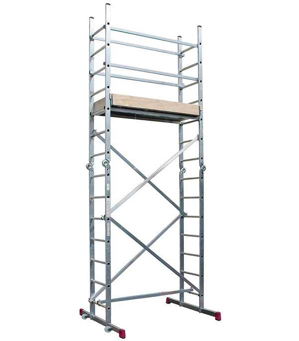 цена на Лестница-помост Krause 5 м многофункциональная