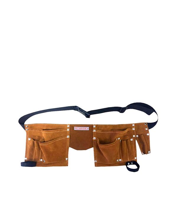 Сумка поясная для инструмента двойная спилок сумка поясная для инструмента sturm tb0022