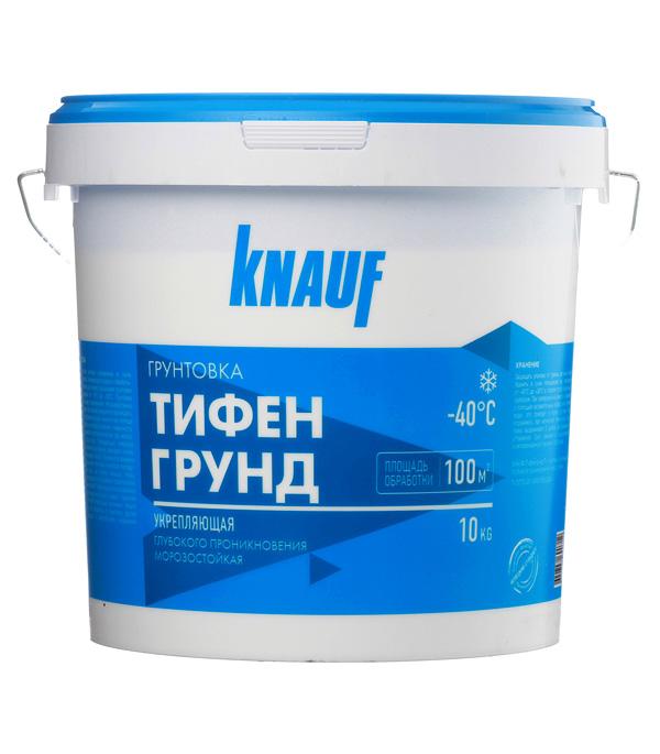 Грунт Knauf Тифен Грунд укрепляющий 10 кг