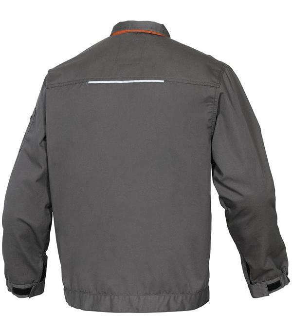 Куртка рабочая Delta Plus Mach 2 44-46 рост 156-164 см цвет серый/оранжевый фото