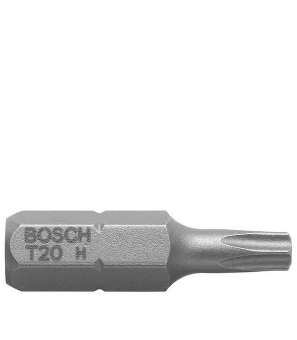 Бита Bosch TORX T25 25 мм (3 шт) бита bosch torx t40 25 мм 3 шт