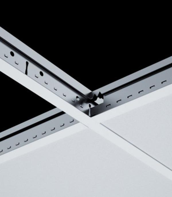 Купить Профиль к подвесному потолку PRELUDE 1, 2 м, Минеральное волокно