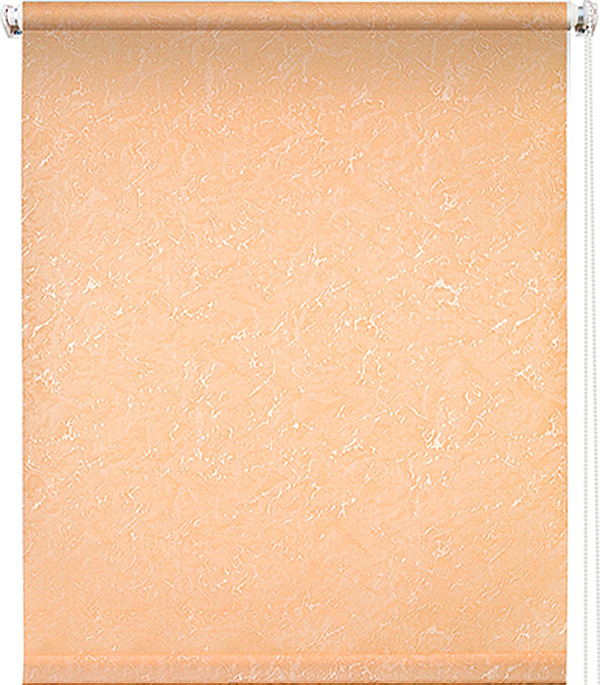 купить Штора рулонная Фрост 70х175 см персик онлайн
