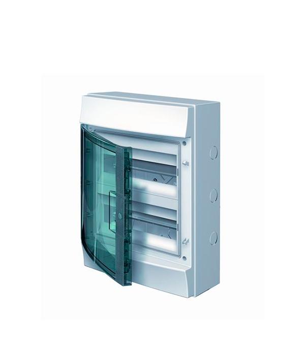 Щиток навесной для 24 модулей АВВ Mistral65 с клеммным блоком блок выключателей glen gelan 16a