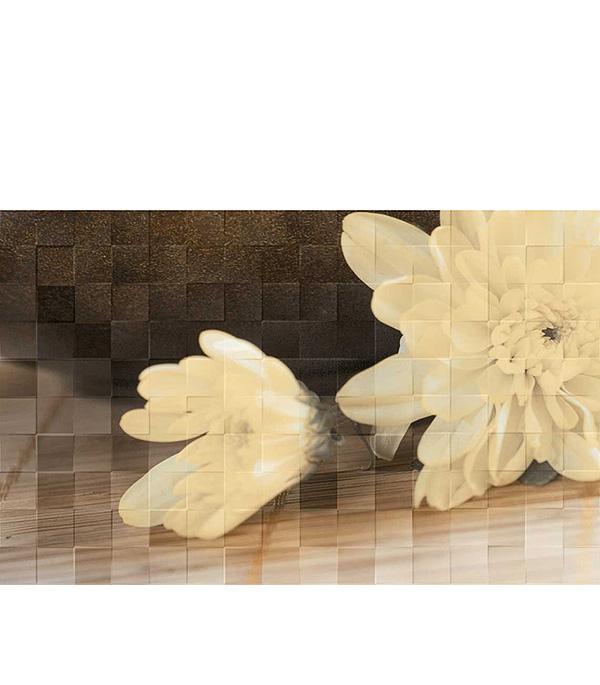 Плитка декор 250х400х8 мм Бали №2 бежевый цена